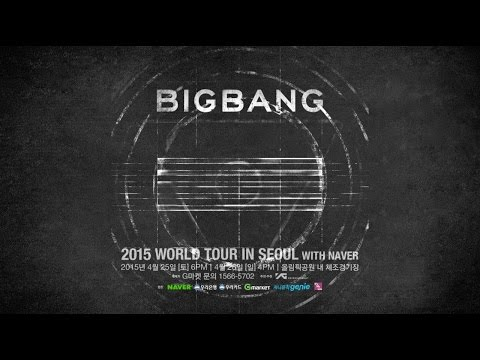 BIGBANG 2015 WORLD TOUR [MADE]