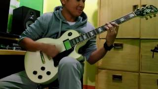 Video Versace on the Floor - Guitar Solo with lil Improv(Cover) download in MP3, 3GP, MP4, WEBM, AVI, FLV Mei 2017