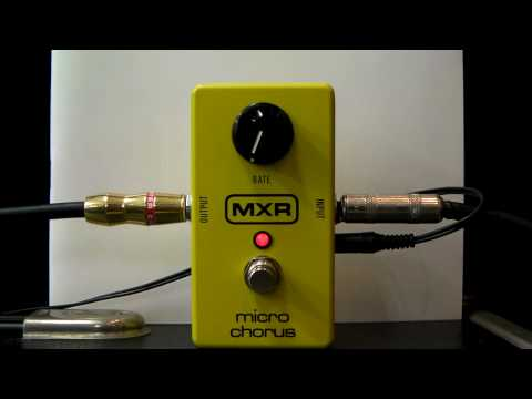 MXR M-148 Micro Chorus