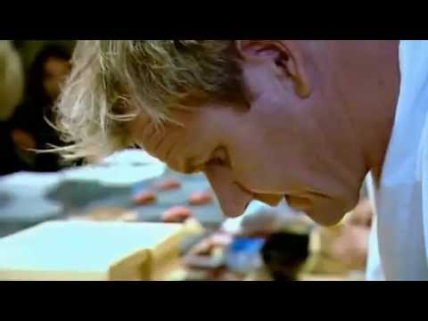 how to fail - Gordon Ramsay is nervous and out of his depth as he tries his hand at sushi while on a visit to Aaya, the award winning Japanese restaurant in London's west ...