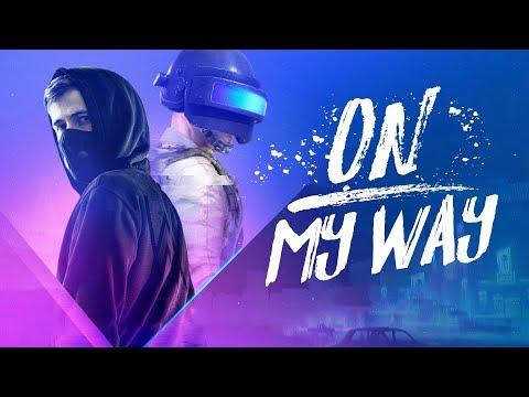 Alan Walker - On My Way (Lyrics) ft. Sabrina Carpenter & Farruko [PUBG edition] - Thời lượng: 3 phút, 14 giây.
