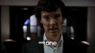 Sherlock: Series 3 Teaser Trailer - BBC One - YouTube