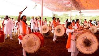 Nashik India  city photos gallery : 12 Hour Drumming Marathon achieved in Nashik, India