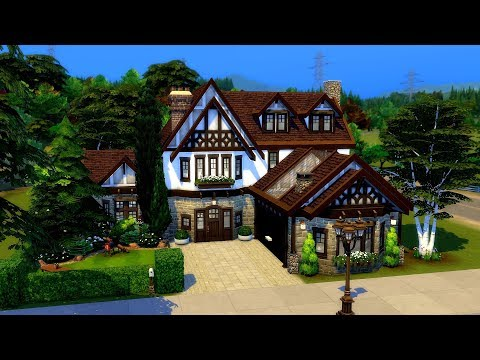 The Sims 4 || Speed Build || Rosewood Lane