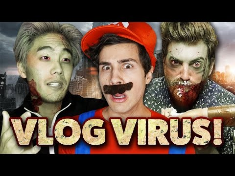 THE VLOG VIRUS (w/ Ryan Higa and Rhett & Link)