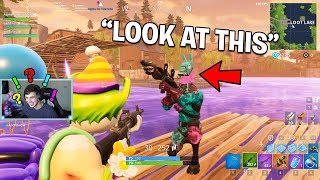 So the CHEATER told me about SEASON 6.. (Fortnite Battle Royale)