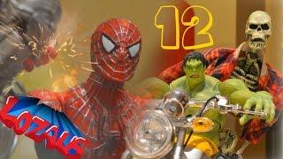 SPIDERMAN STOP MOTION Part 12 CIVIL WAR full download video download mp3 download music download