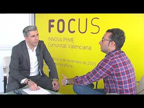 Entrevista Fernando Becerra #FocusInnovaPyme