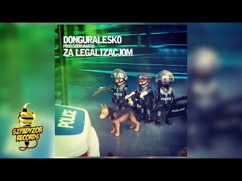 Tekst piosenki DonGuralEsko - Za Legalizacjom  (prod. SoDrumatic) po polsku