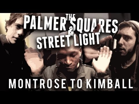 squares - The Palmer Squares & Street Light spit raps on a train platform until security asks them to leave. http://www.facebook.com/thepalmersquares https://twitter.c...
