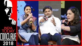 Video Identity Politics Debate | Hardik, Kanhaiya, Shehla, Rohit Chahal & Shubhrastha | Exclusive MP3, 3GP, MP4, WEBM, AVI, FLV September 2018