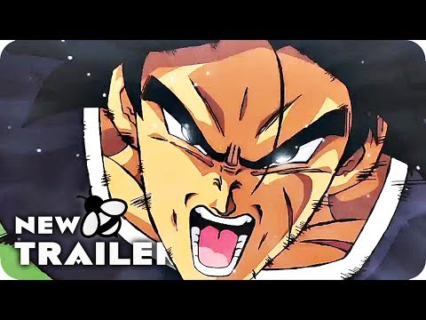 Dragon Ball Super: Broly Trailer (2019) Dragon Ball Super: The Movie