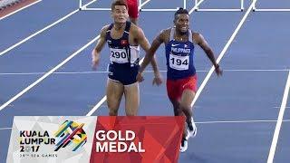 Video Athletics Men's 400m Hurdles - Final | 29th SEA Games 2017 MP3, 3GP, MP4, WEBM, AVI, FLV Agustus 2017