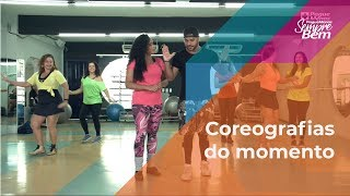 Coreografias do momento