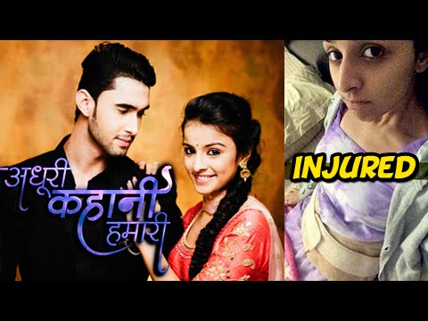 OMG: Mahima Makwana INJURED on set | Adhuri Kahani