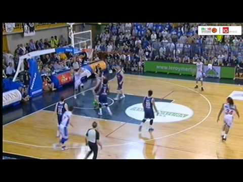 Fortitudo, gli highlights del match Gara 5 contro Brescia