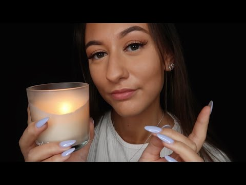 [ASMR] Friend Helps You Sleep Roleplay ♡