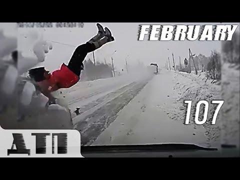 Подборка Аварий и ДТП (#107) от