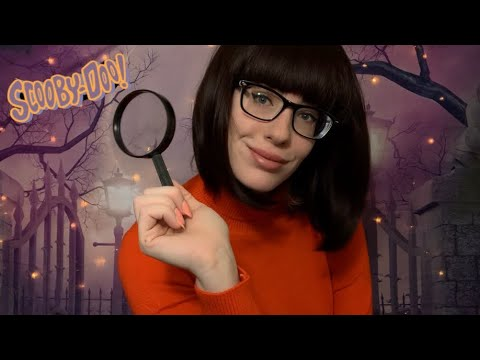 ASMR Velma Dinkley Solves The Case 🔍🎃
