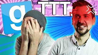 WORST TTT EVER - Gmod TTT (Garry's Mod Funny Moments)