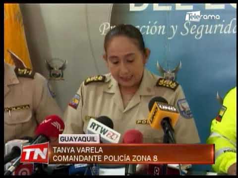 Policía recupera más de usd 20 mil robados a agencia de pagos y detiene a sujetos