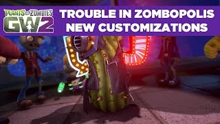 Graveyard Variety Pack Trailer | Plants vs. Zombies Garden Warfare 2