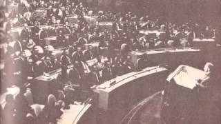 Negusä Nägäst Haile Selassie I Speech To UN, Oct.6-1963