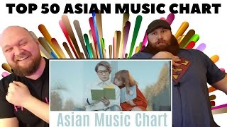 ASIAN MUSIC CHART WILL BLOW YOUR MIND!!!! (F@%K WESTERN MUSIC!)