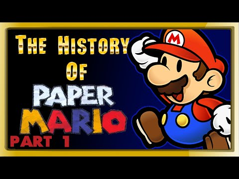 the history of super mario brothers essay