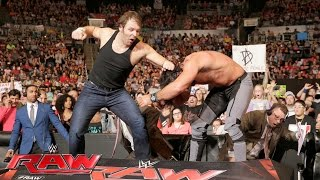 Nonton Dean Ambrose Ends Seth Rollins  Tirade  Raw  July 4  2016 Film Subtitle Indonesia Streaming Movie Download