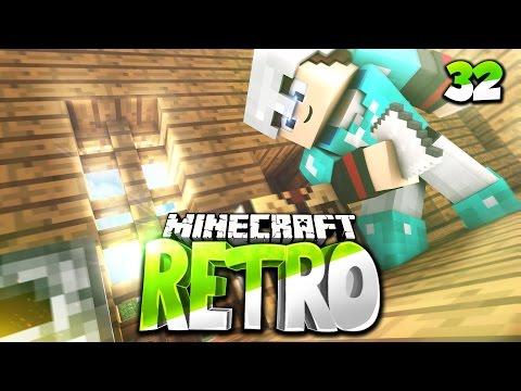 PLAN B AUFZEICHNEN • Minecraft RETRO #32 | Minecraft Roleplay • Deutsch | HD (видео)