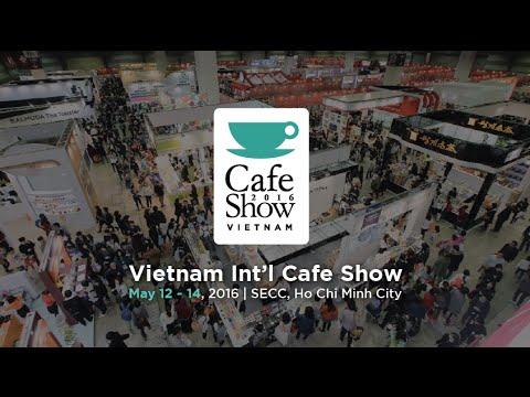 Cafe Show Vietnam 2017