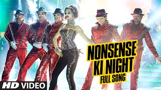 Nonton Official   Nonsense Ki Night  Full Video Song   Happy New Year   Shah Rukh Khan   Mika Singh Film Subtitle Indonesia Streaming Movie Download