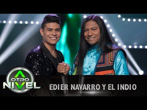 'Ojos azules', 'Maldita traición' - Edier Navarro y El Indio - Fusiones | A otro Nivel