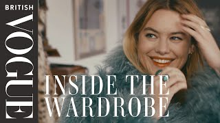Camille Rowe's French Style Secrets | Inside the Wardrobe | British Vogue