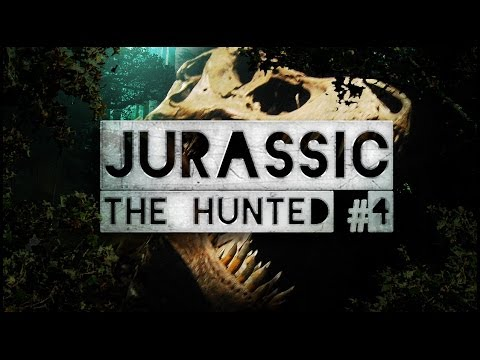 Jurassic: The Hunted (PS3) | #4 | We Have A T-Rex.