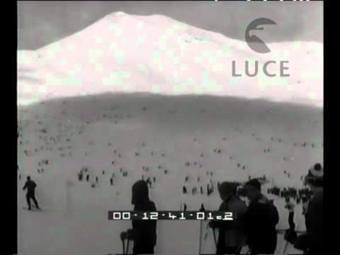 Tra caprioli e scoiattoli, Campocatino nel 1957