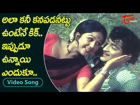 అలా కనీ కనపడనట్టు ఉంటేనే కిక్...| Telugu Blockbust