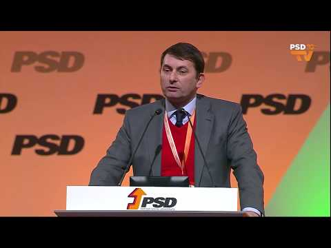 37º Congresso PSD - Intervenção de João Cunha
