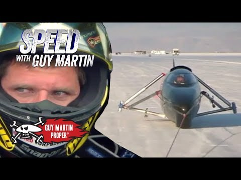 Guy's first run in the world's fastest bike | Guy Martin Proper