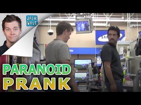 Paranoidní nakupující