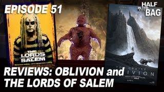 Video Half in the Bag Episode 51: Oblivion and The Lords of Salem MP3, 3GP, MP4, WEBM, AVI, FLV Februari 2018
