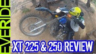 1. Yamaha XT 250 & XT 225