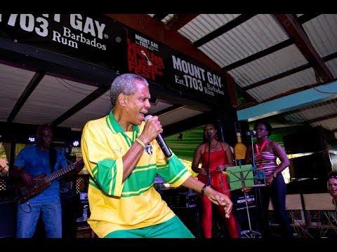Alston BECKET Cyrus – Bequia Mount Gay Music Fest 2014