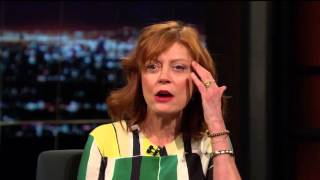 Subscribe to the Real Time YouTube: http://itsh.bo/10r5A1B Bill Maher and his guests - Susan Sarandon, Amy Goodman, Mary Katharine Ham, and Rick Tyler – dis...