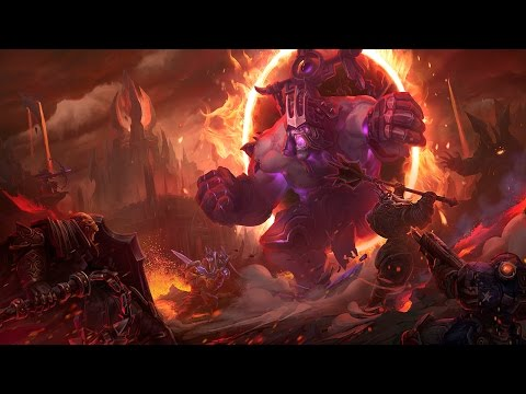 Heroes of the Storm - Santuarios infernales