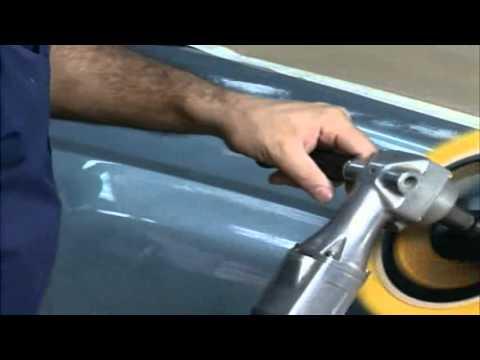 Lazzuril - Processo de Repintura 4 - Polimento