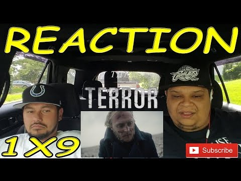 "THE TERROR SEASON 1 EPISODE 9 REACTION ""The C, the C, the Open C"""