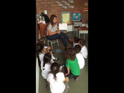 Ingles en el Liceo creativo Mendel