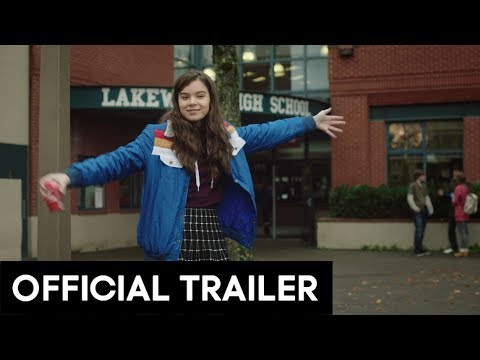 The Edge of Seventeen (UK Trailer)